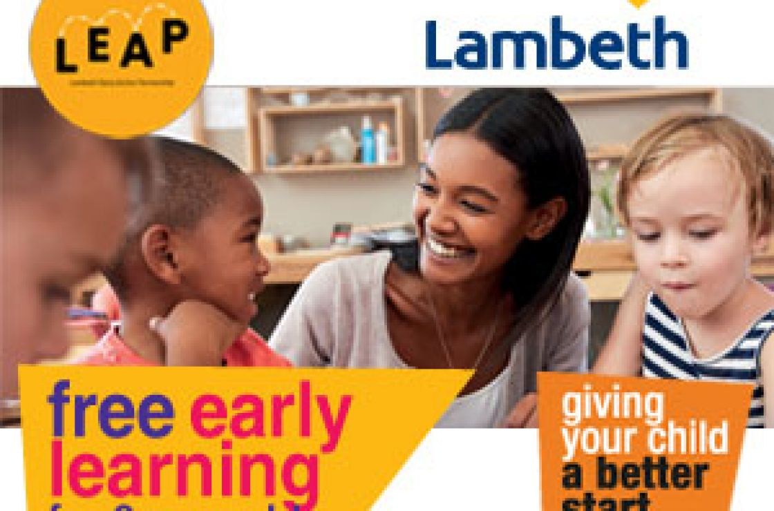 ​Free early learning and childcare for 2-year-olds