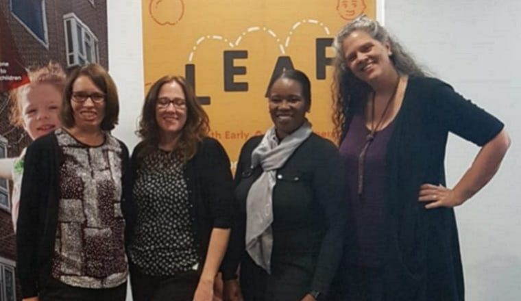 Multi-disciplinary team working for pregnant women