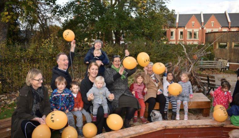 Lambeth Early Action Partnership start major refurbishment works