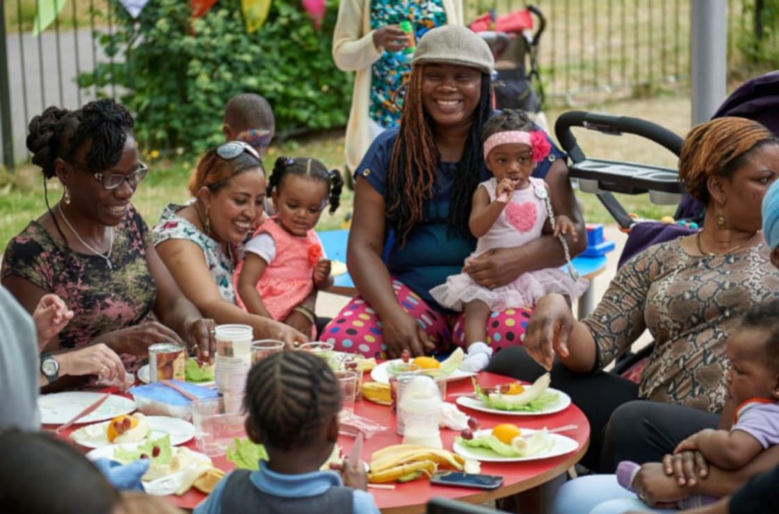 Community Activity and Nutrition programme (CAN)
