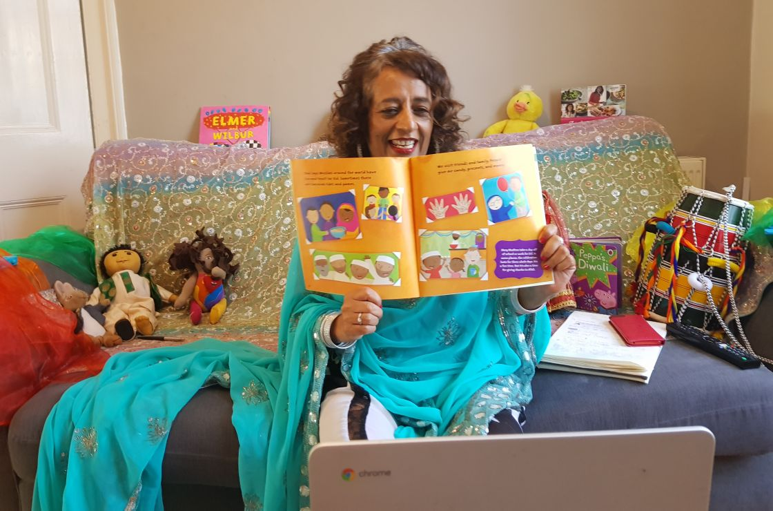 Sharing REAL (Raising Early Achievement in Literacy)