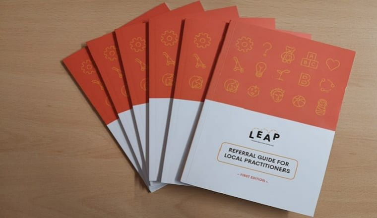 LEAP Referral guide for local practitioners