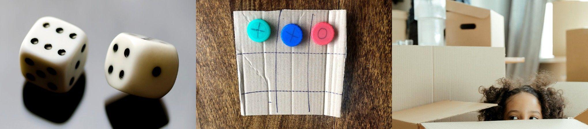 Make a simple board game