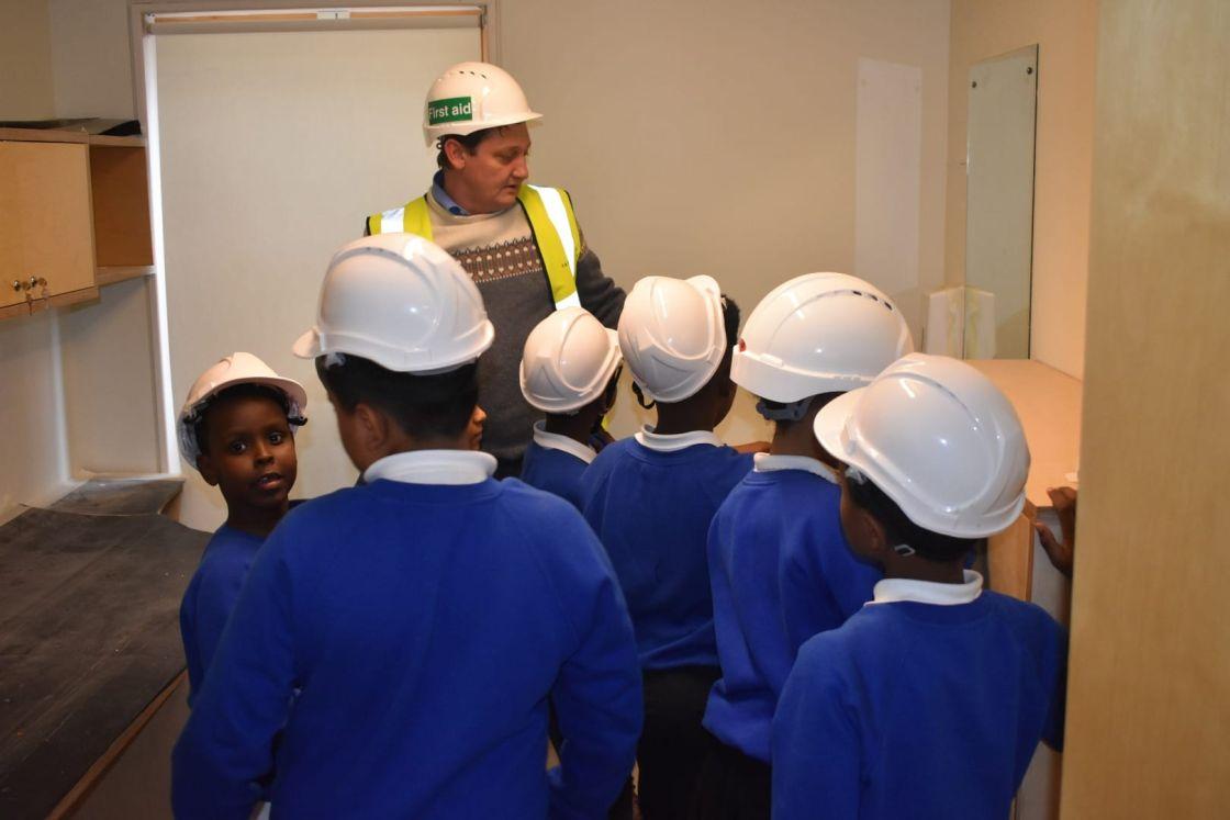 Loughborough Children's Centre Revamp Underway