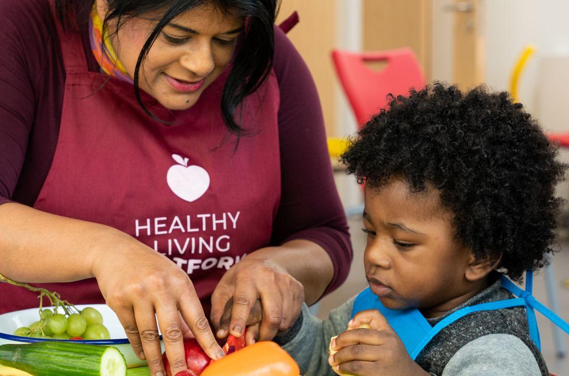 Healthy Living Platform (HLP)