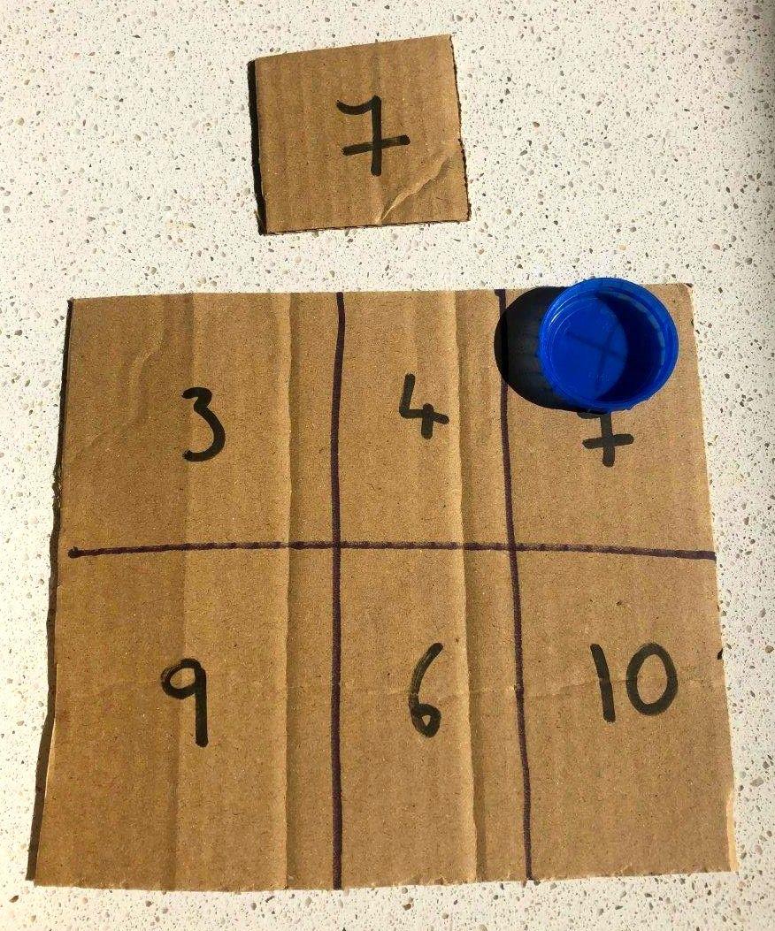 Making a bingo game