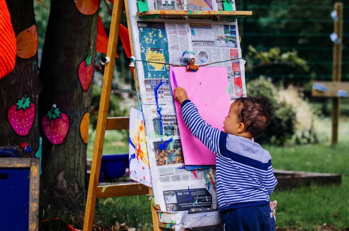 Making it REAL – Raising Early Achievement in Literacy