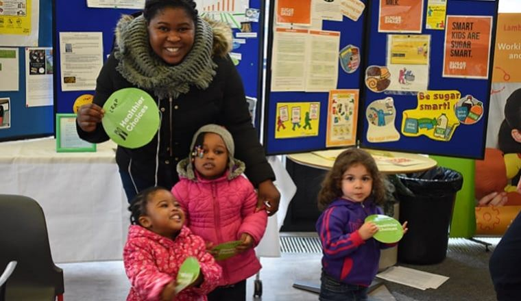 Local café wins 1st Healthier Choices Award