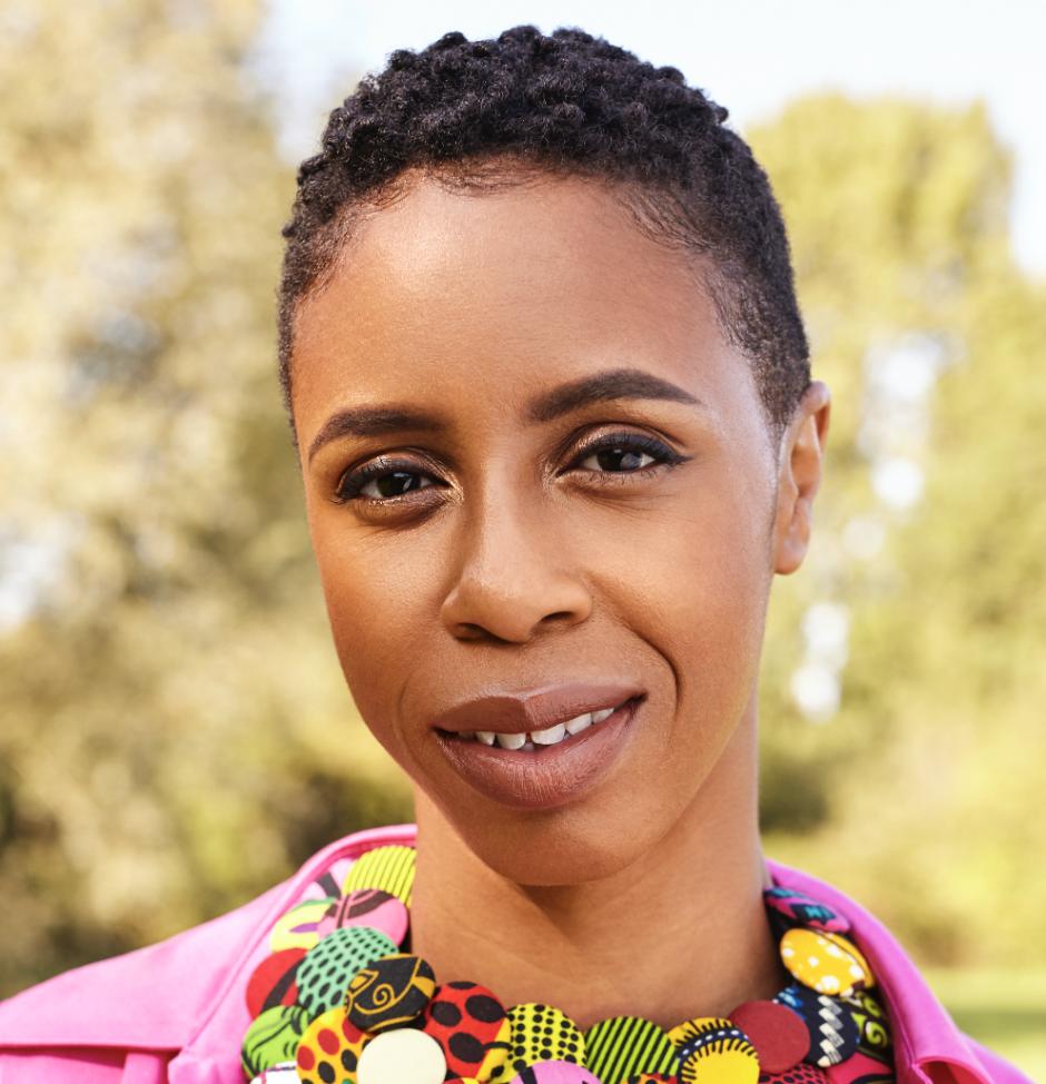 Editor of the UK's first black girls' magazine